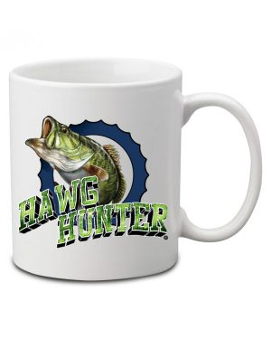 Hawg hunter Ceramic Mug