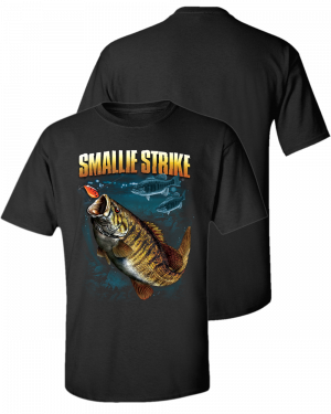 Smallie Strike 1-sided t-shirt