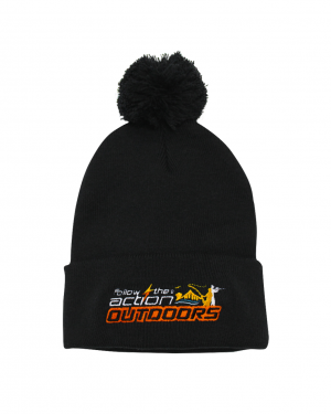 FTA beanie-ball-black