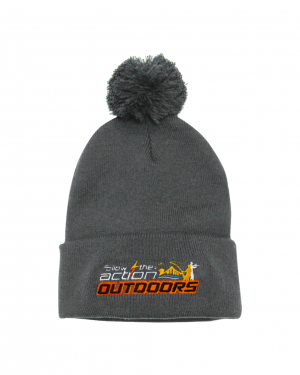 FTA beanie-ball-grey